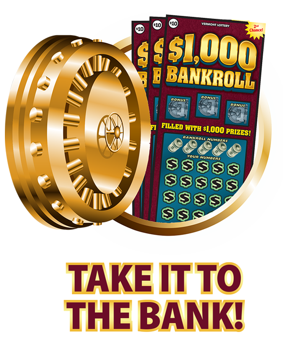 $1,000 Bankroll - Take it to the bank!