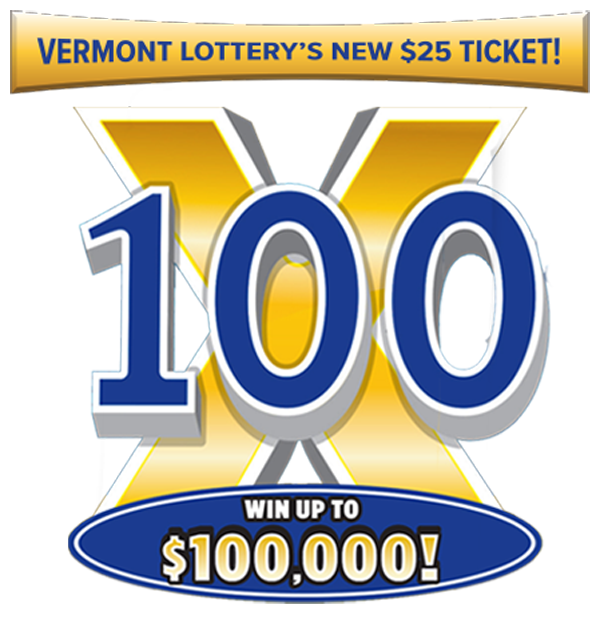 New $25 ticket - 100X
