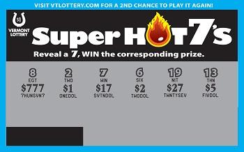Super Hot 7's