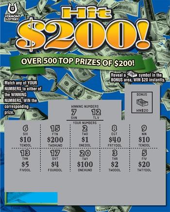 Hit $200!