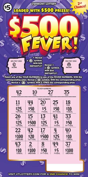 $500 Fever!
