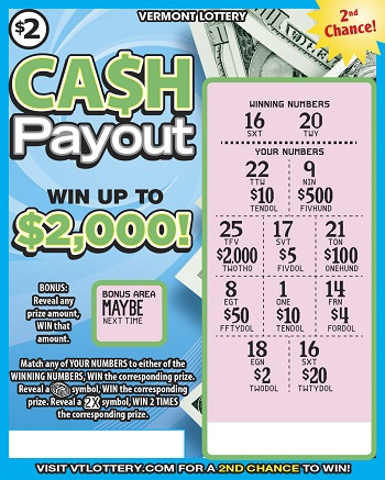 Cash Payout