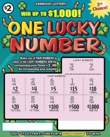 One Lucky Number