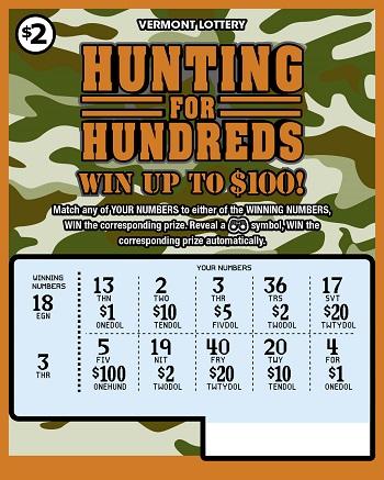 Hunting for Hundreds