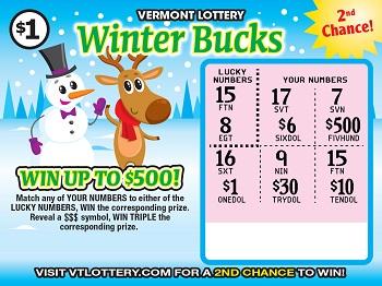 Winter Bucks