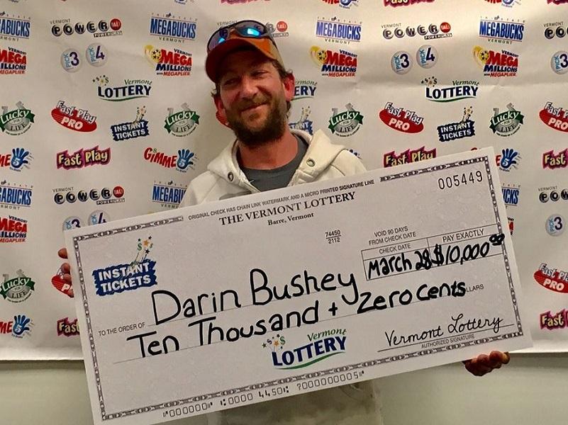 $10,000 Instant Winner - Darin, Addison