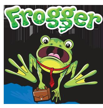 Frogger 500 promo