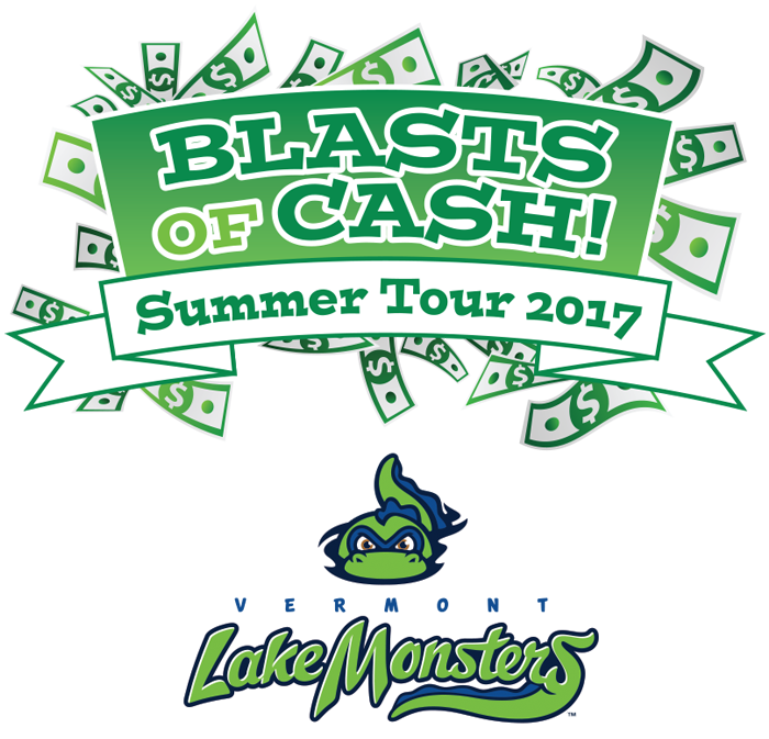 Blasts of Cash Tour - Lake Monsters
