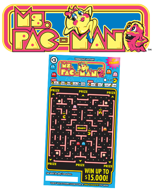Ms. Pac-Man 2nd Chance Promotion