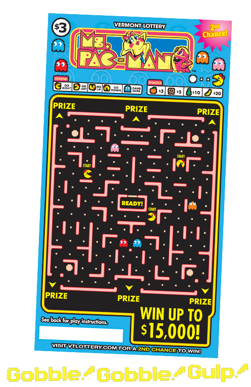 Play Ms. Pac-Man today!