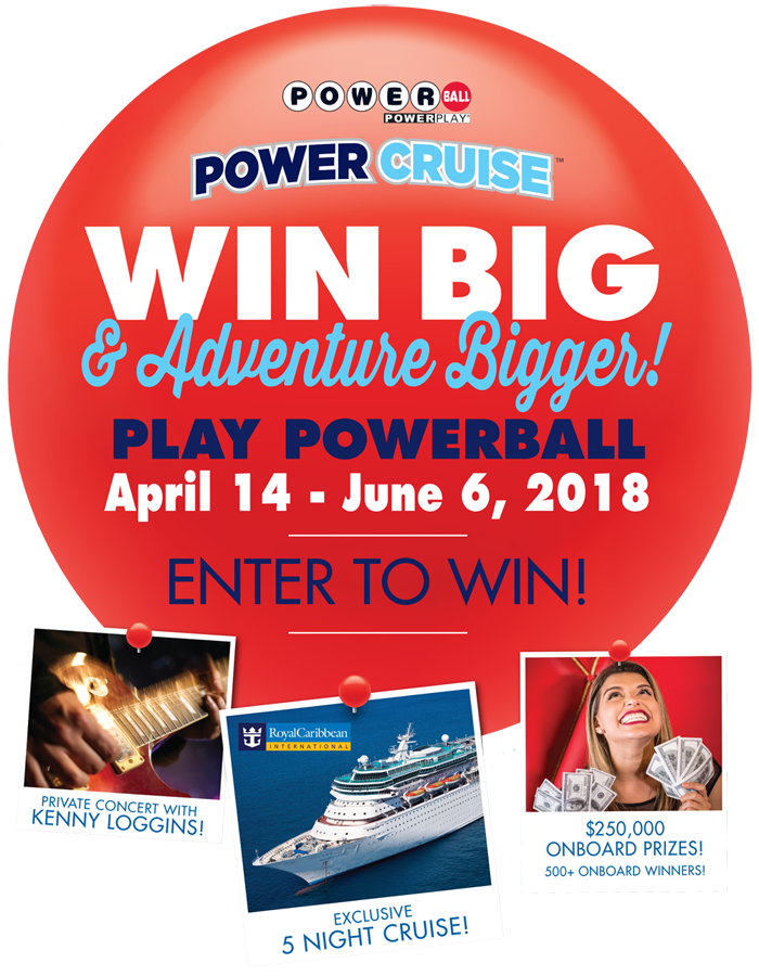 Powerball Power Cruise Promo