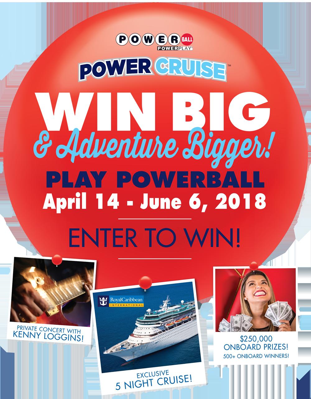 Powerball Power Cruise