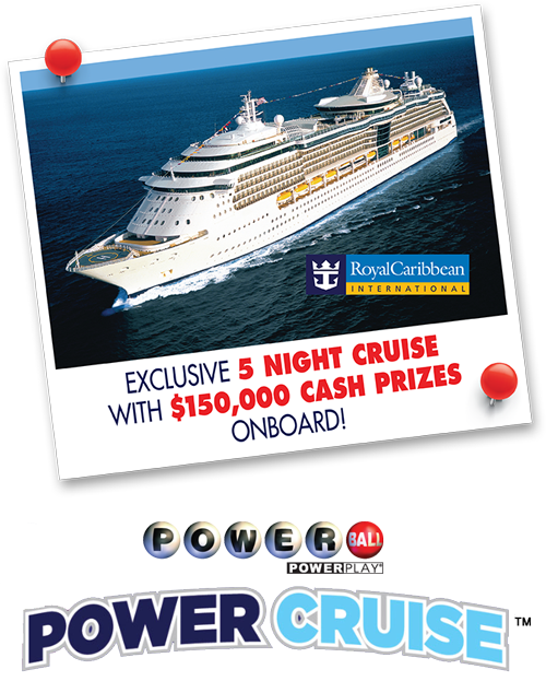 Powerball Power Cruise Promotion