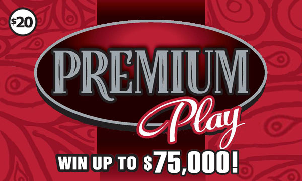 Instant game - Premium Play - Win Up To $75,000!