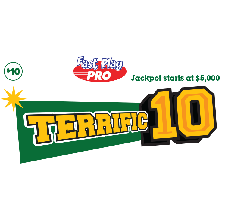 Fast Play Pro game-Terrific 10