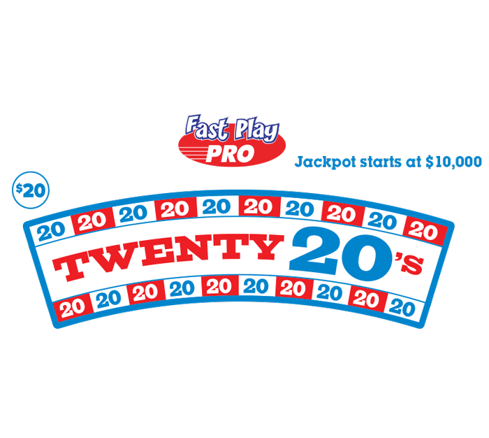 Fast Play Pro game-Twenty 20s