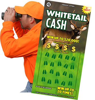 Whitetail Cash - Win $100 or $1,000 Gift Card