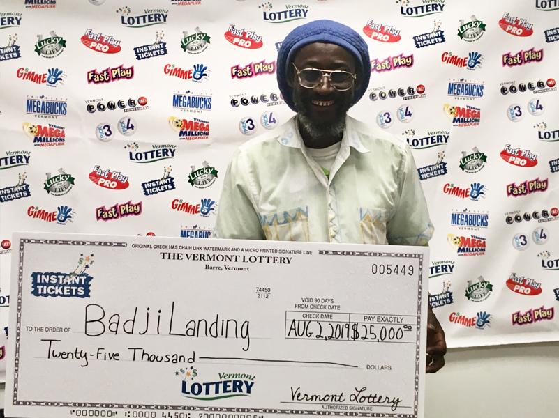 $25,000 Instant Winner - Landing, Jericho