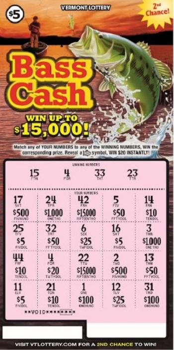 bass cash