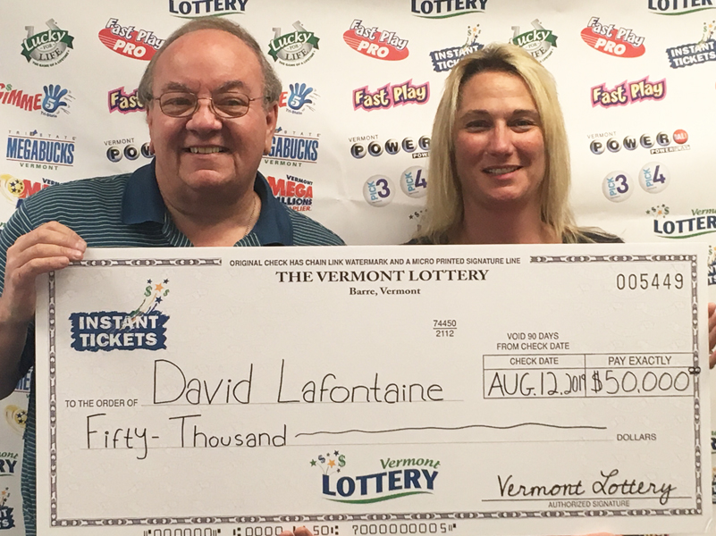Recent Winners | Past 30 Day Winners | Vermont Lottery
