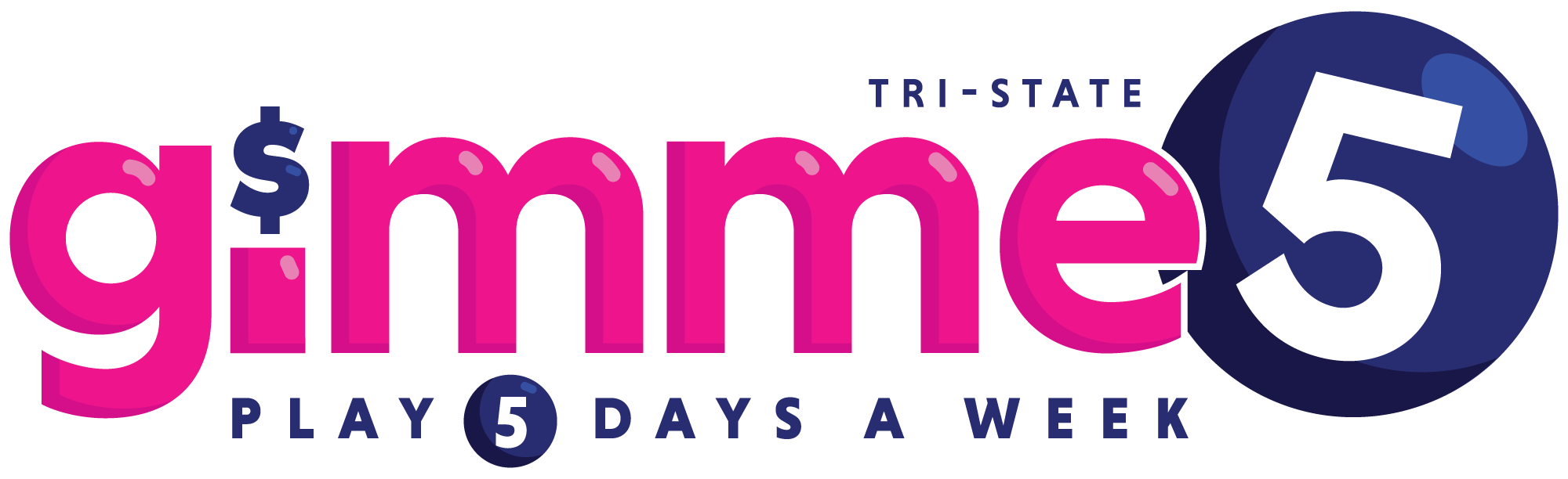 new gimme 5 logo