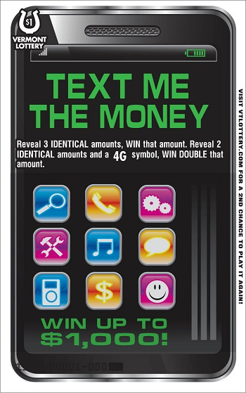 Text Me The Money