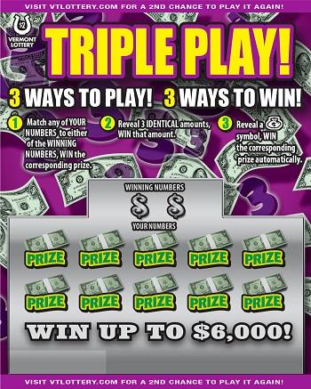 Triple Play!