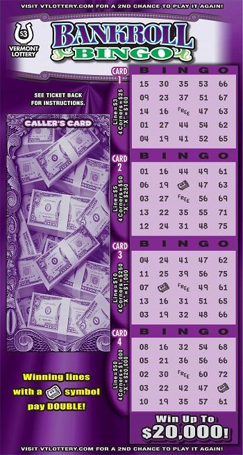 Bankroll Bingo