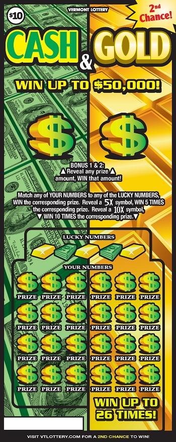 Cash & Gold