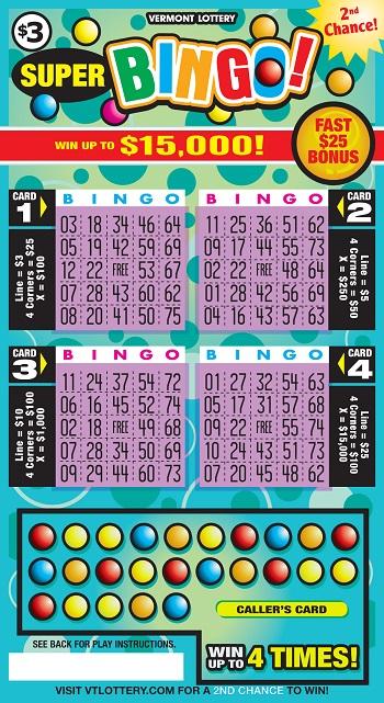 Super Bingo!