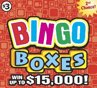 BINGO BOXES