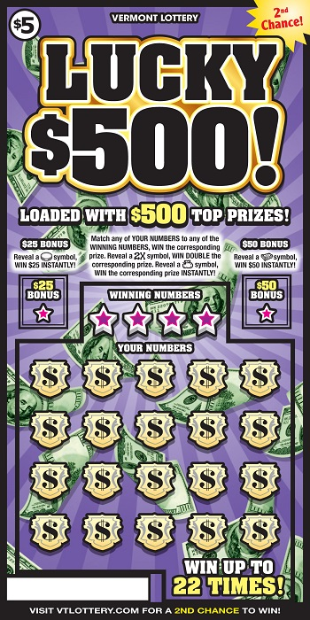 Lucky 500!