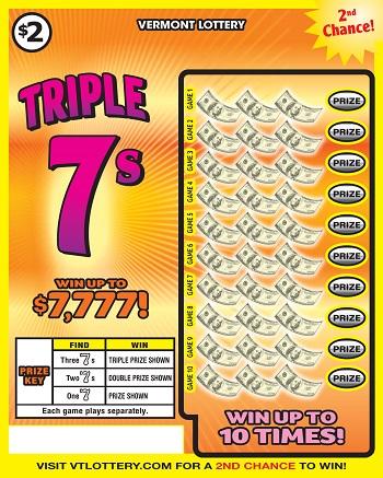 Triple 7s