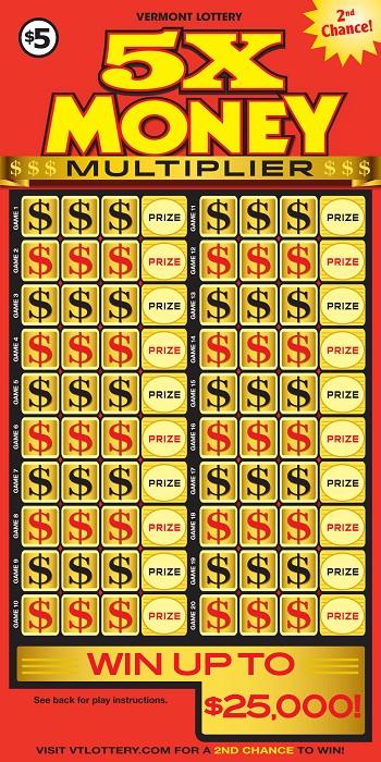 5X Money Multiplier