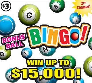 Bonus Ball Bingo!
