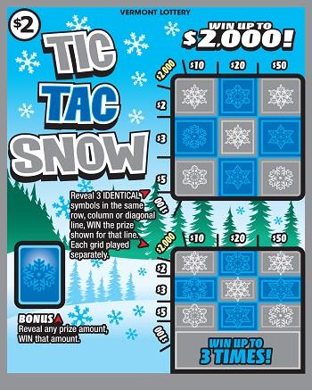 Tic Tac Snow