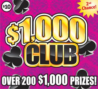 $1,000 Club