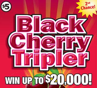 Black Cherry Tripler