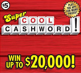 Super Cool Cashword!