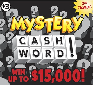 Mystery Cashword!