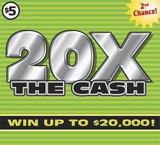 20X THE CASH