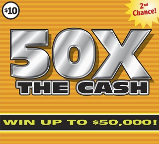 50X THE CASH