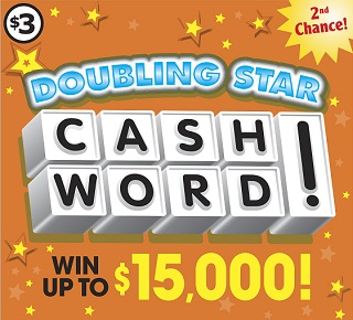 Doubling Star CashWord!