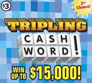 Tripling Cashword!