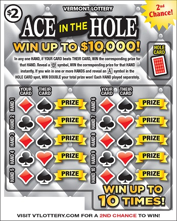 ACE IN THE HOLE COVERED