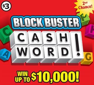 BLOCK BUSTER CASHWORD!