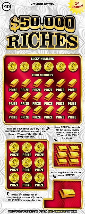 $50,000 Riches
