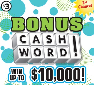 Bonus CashWord!