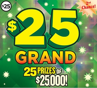 $25 GRAND