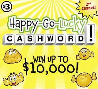 Happy-Go-Lucky Cashword!